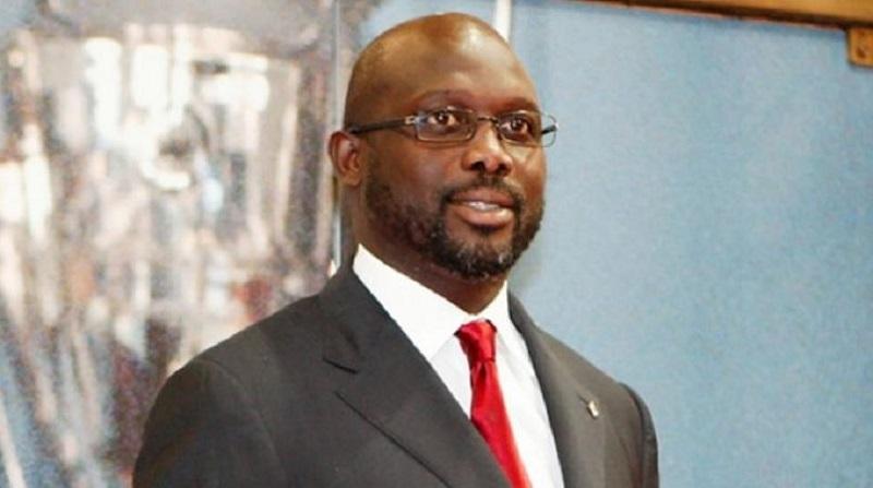 Georges Opong Weah, élu président du Libéria avec 61,5 % des suffrages
