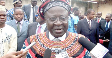 S.E. Jean Pierre Biyiti Bi Essam