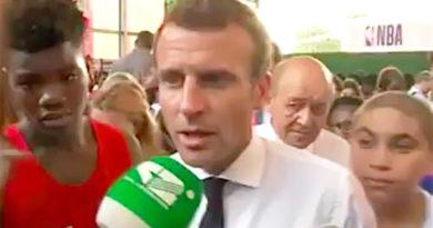 Depuis le Nigéria: Macron… en marche contre la crise anglophone