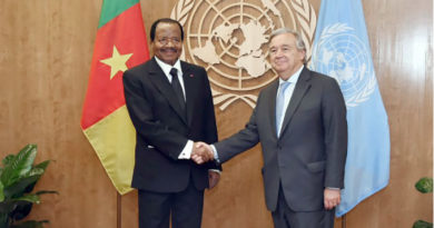Violations des droits de l'Homme: Yaoundé manœuvre contre l'enquête de l'Onu
