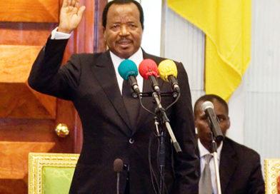 Septième mandat à la tête de l'Etat : Paul Biya, l'Histoire ou la poubelle