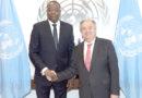 RCA: Mankeur Ndiaye prend la tête de la Minusca