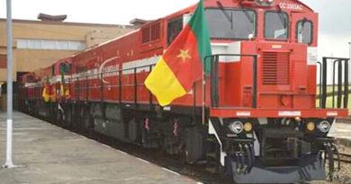 Transport ferroviaire : Cinq nouvelles locomotives pour Camrail