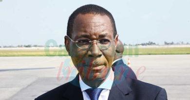 S.E. Alfred Ndoumbe Eboule