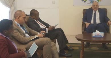 Les questions d'actualité et les rendez-vous à court terme au centre des entretiens CEEAC/UNOCA