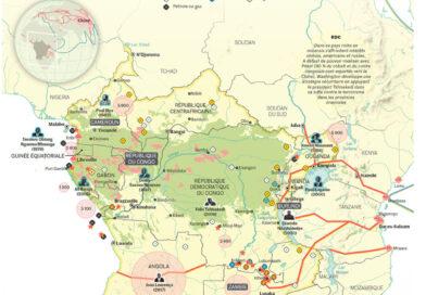 Route de la Soie: l'escale chinoise en Afrique centrale