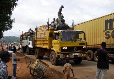 Corridor Douala-Bangui : Les transporteurs centrafricains saluent la fin du blocus