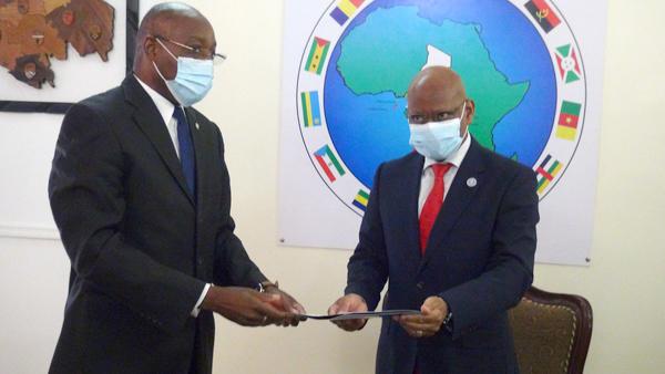 Partenariat : nouveau départ entre  la CEEAC et l'Unicef
