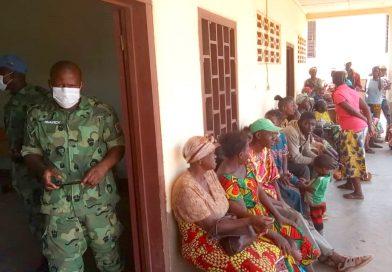 Contingent camerounais de la Minusca  : Bouclier humanitaire au cœur de Bossangoa